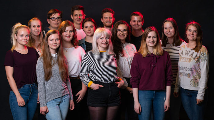 Crossmedia Team Hochschulbühne Mittweida