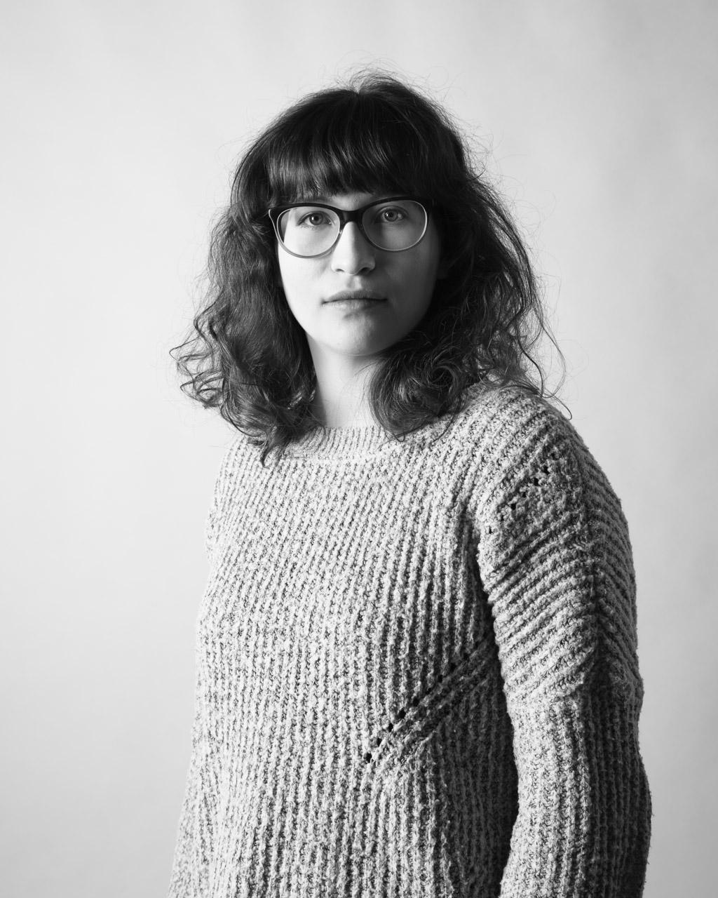 Porträt Joséphine Heidel