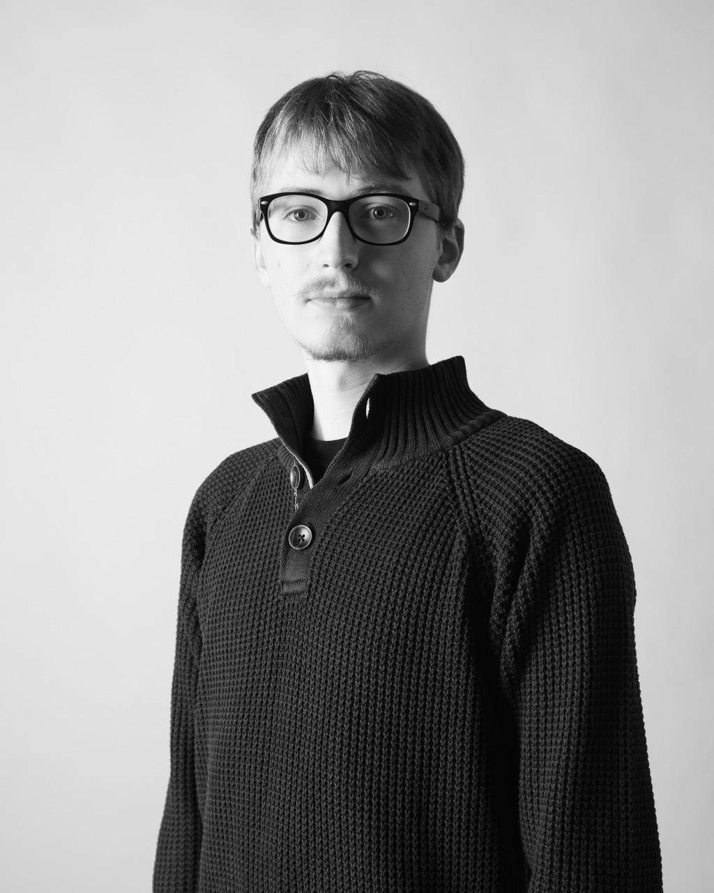 Porträt Niklas Rauchmaul