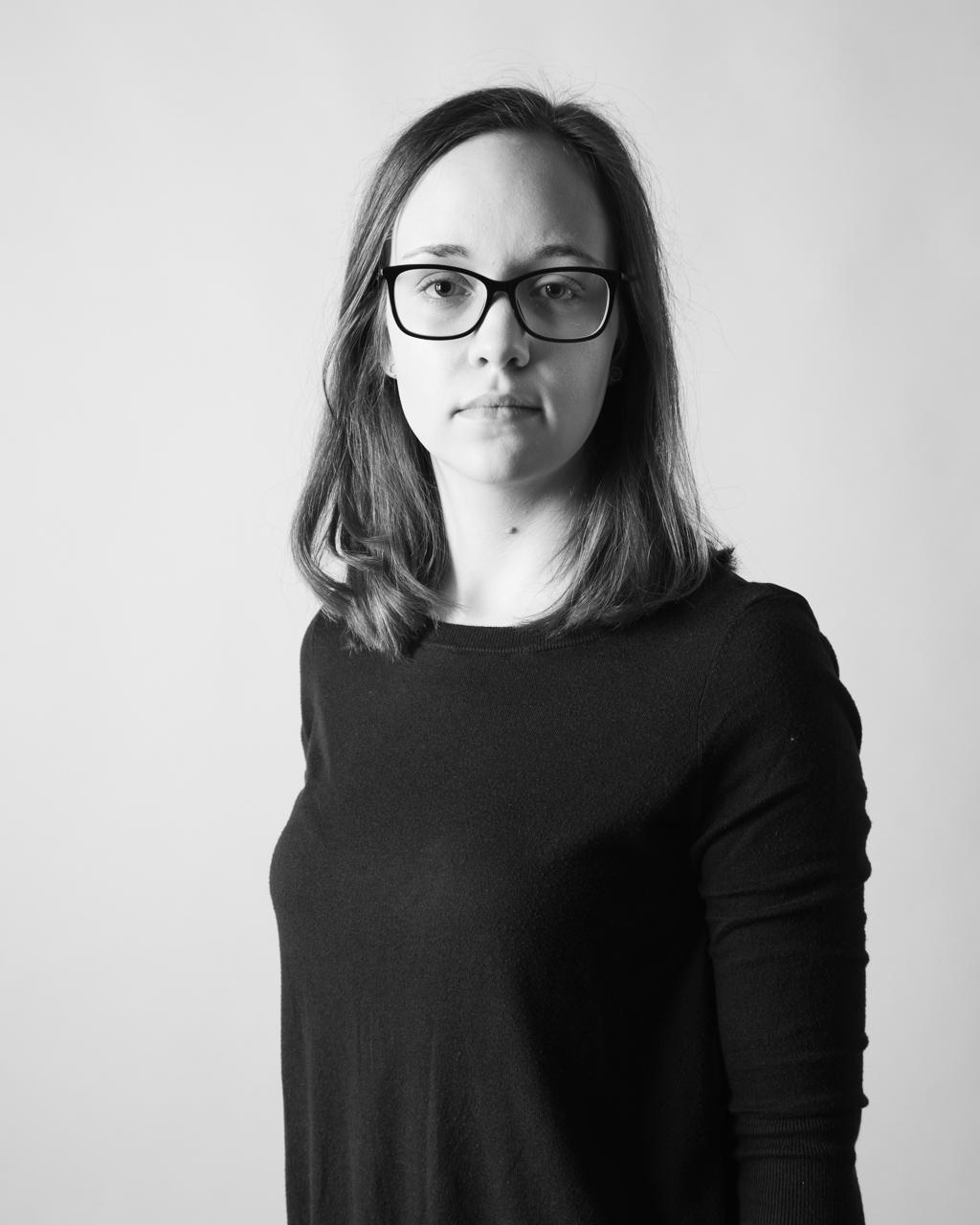 Porträt Kim Annika Arnold